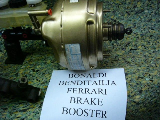 Bonaldi Benditalia Brake Booster  4