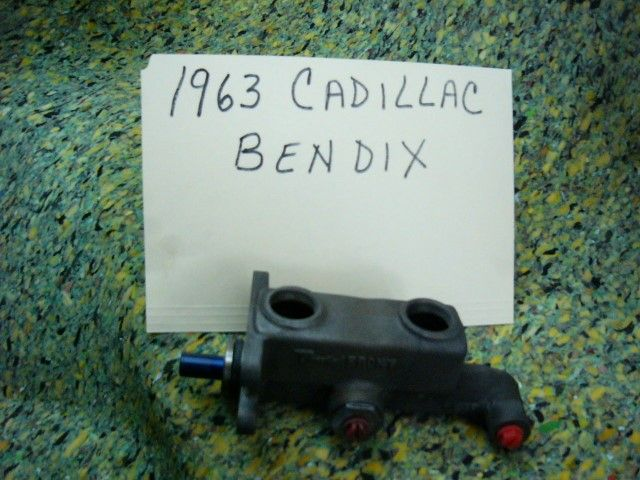1963 Cadillac BENDIX 3