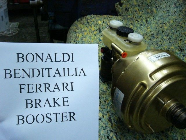 Bonaldi Benditalia Brake Booster  2