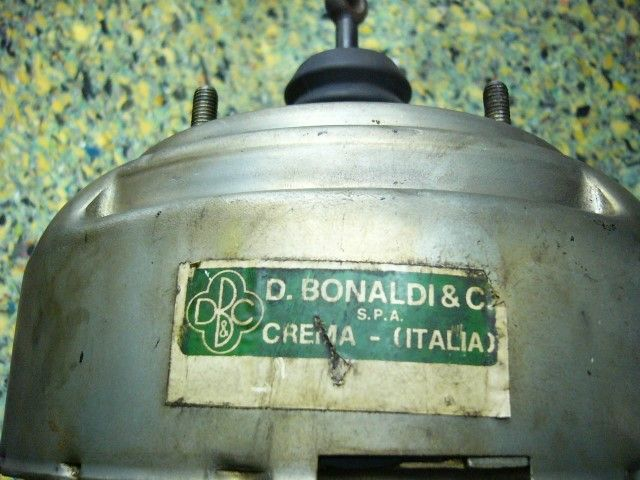 Bonaldi Brake Booster 1