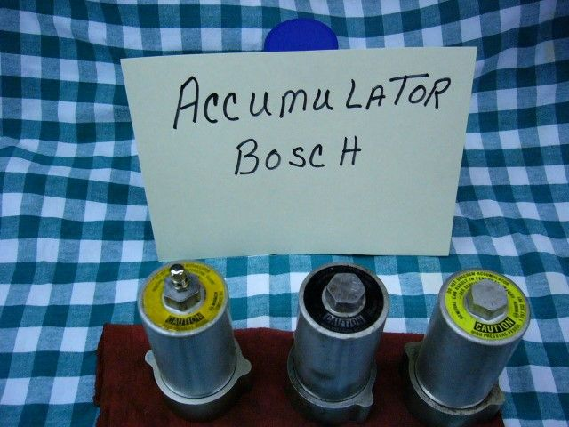 Allente Bosch Accumulators