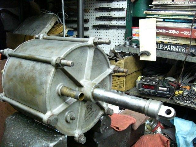 B-K Vacuum Chamber