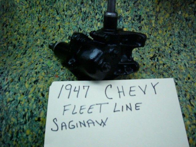 1947 Chevy Fleetline SAGINAW 2