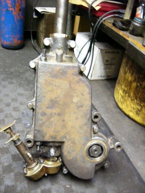 1915 Seagrave Fire Truck Steering  Gear 3