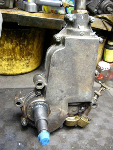 1915 Seagrave Fire Truck Steering  Gear 4
