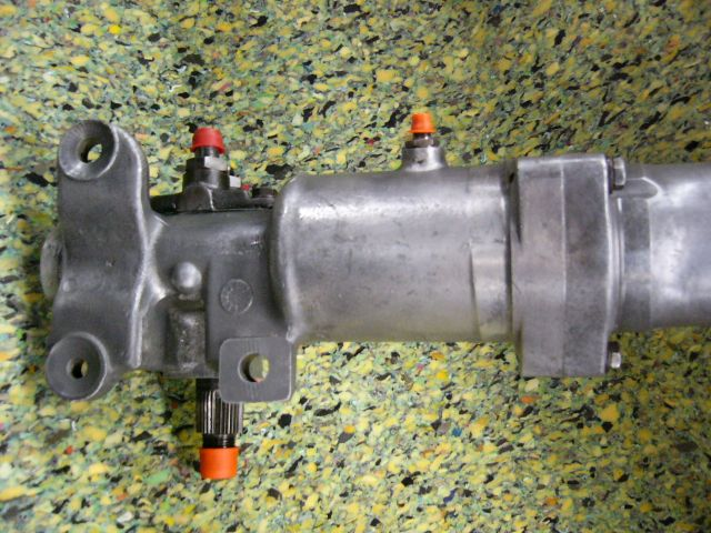 Chrysler Coaxial Power Steering Gear Box
