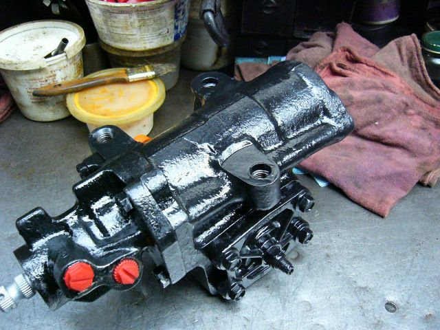 Ford Power Steering Gear 2007 E250