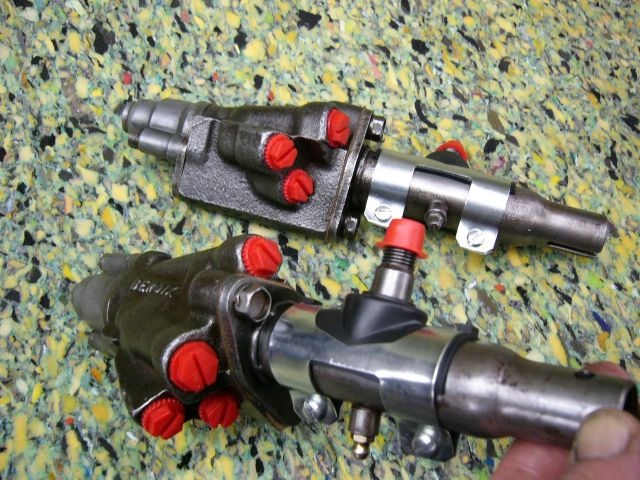 Power Steering Control Valves FORD