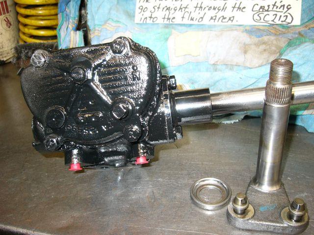Studebaker 1958 Ross Studebaker Gear