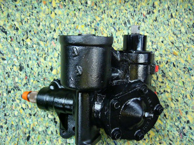 Ford Torsion Power Steering Gear 1963 Thunderbird