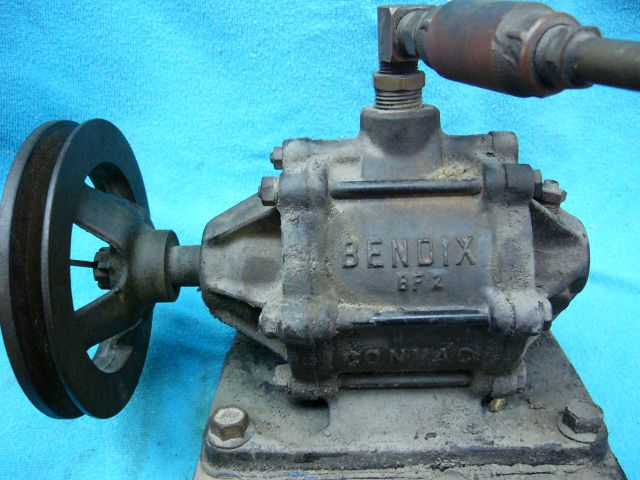 Vacuum Pump Bendix