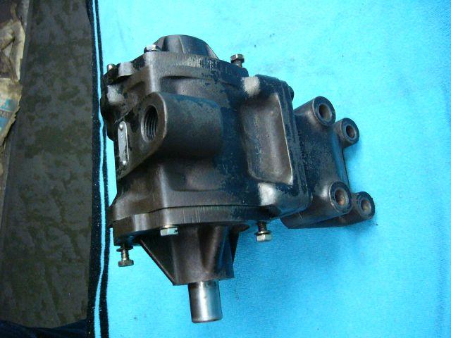 Vacuum Pump Wabco