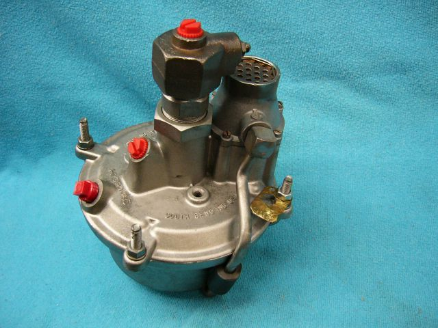 Bendix Hydro-Vac 377870 1957 Chevy Manual Trans.