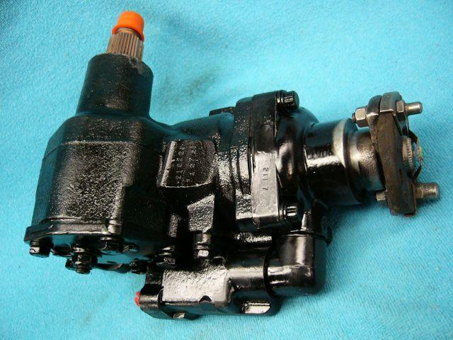 Saginaw Power Steering Gear 1956 Olds