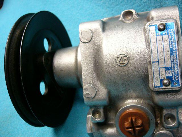 ZF Power Steering Pump Audi 4000 Quatro