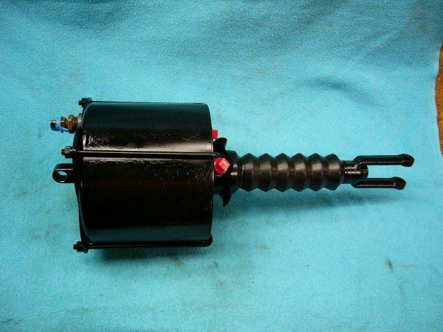 Thorne Gasoline- Electric B-K Vacuum Chamber