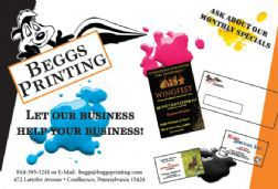 Beggs Brothers Printing
