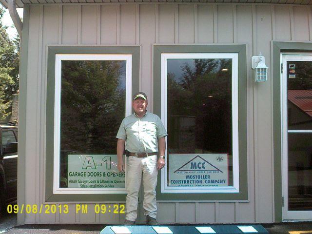 A-1 Garage Door & Openers