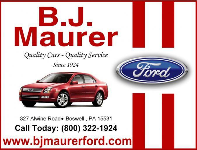 BJ Maurer Ford