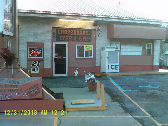 Crossroads Cafe & 6 Pak