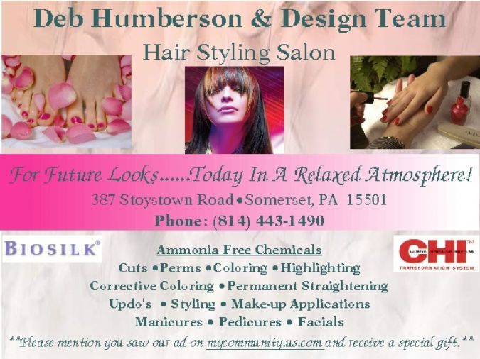 Deb Humberson Hair Styling Salon