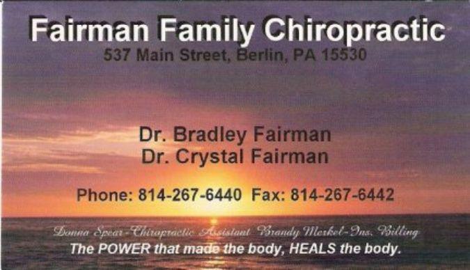 Fairman Chiropratic