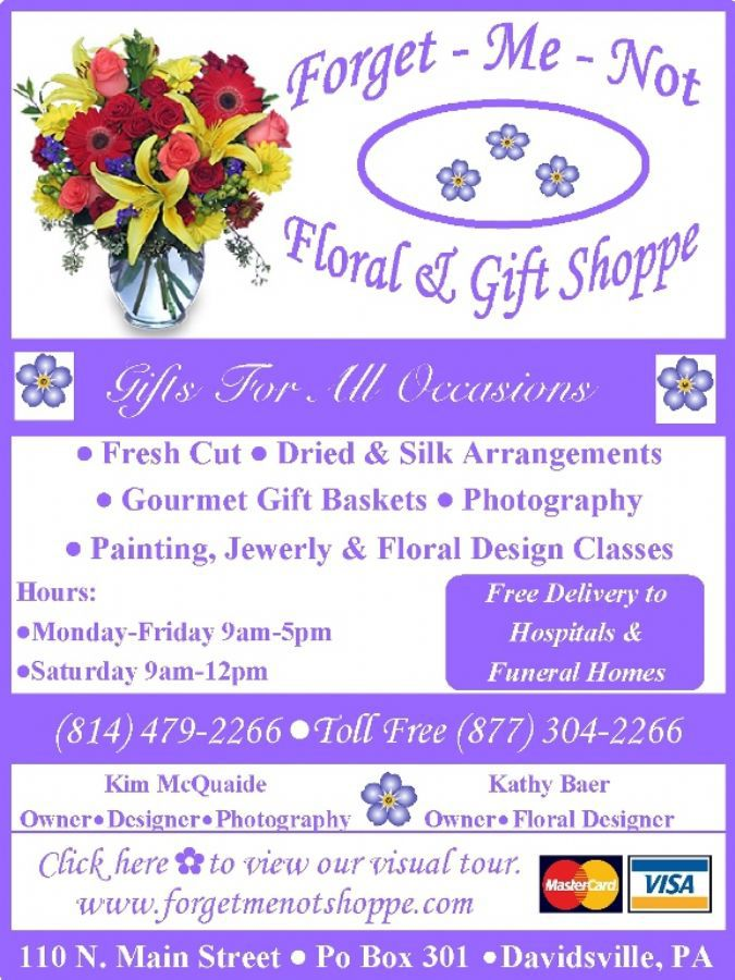 Forget-Me-Not Floral & Gifts