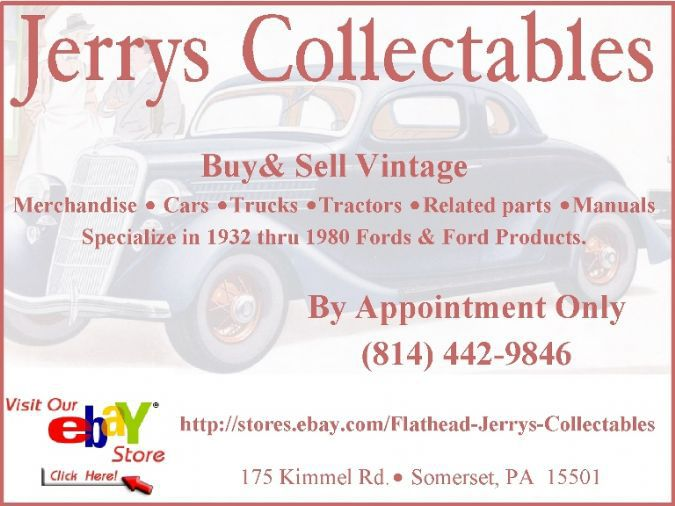 Jerrys Collectables