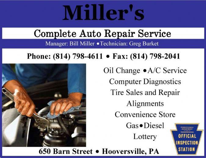 Millers LLC