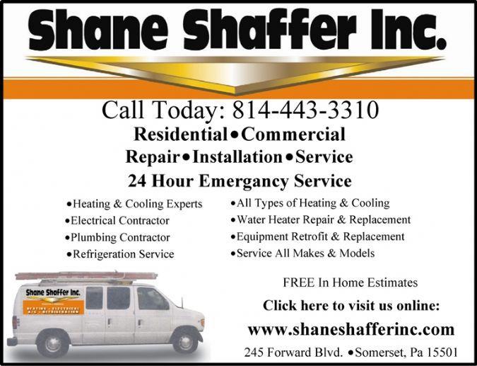 Shane Shaffer, Inc.