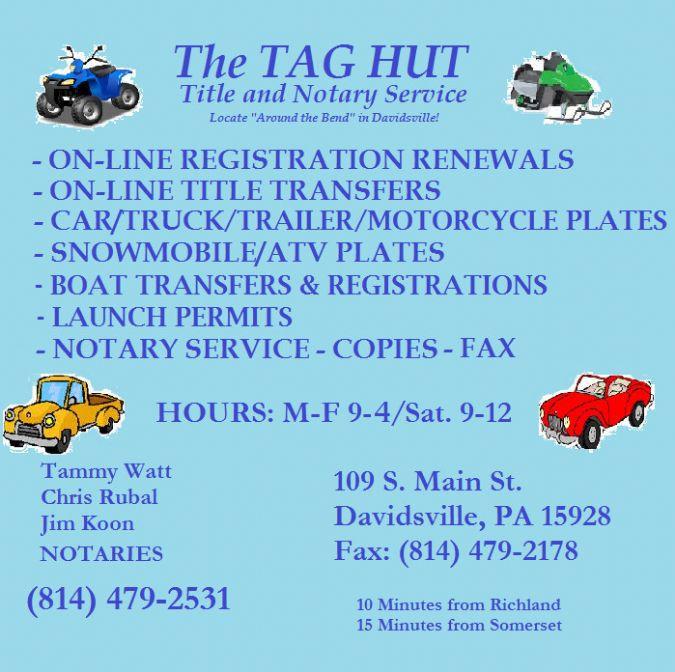 The Tag Hut