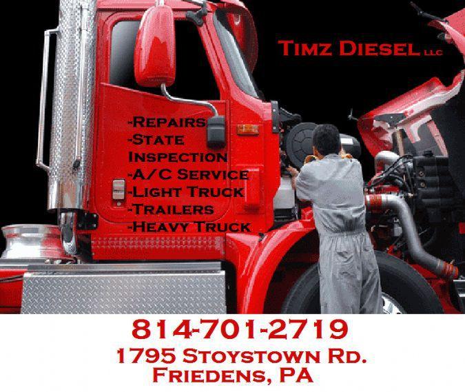 Timz Diesel llc