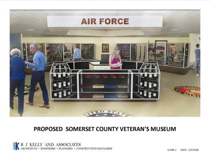 U.S. Veterans Museum