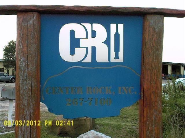 Center Rock Inc