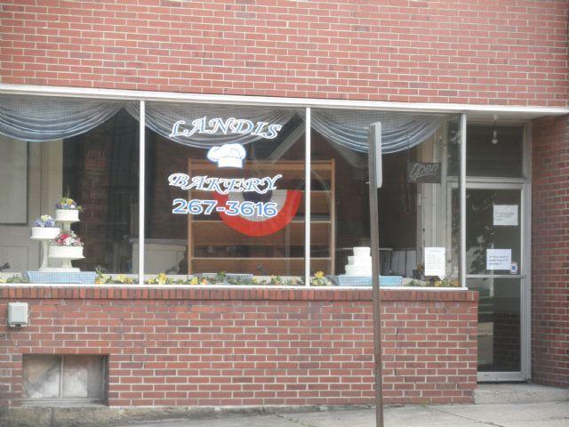 Landis Bakery