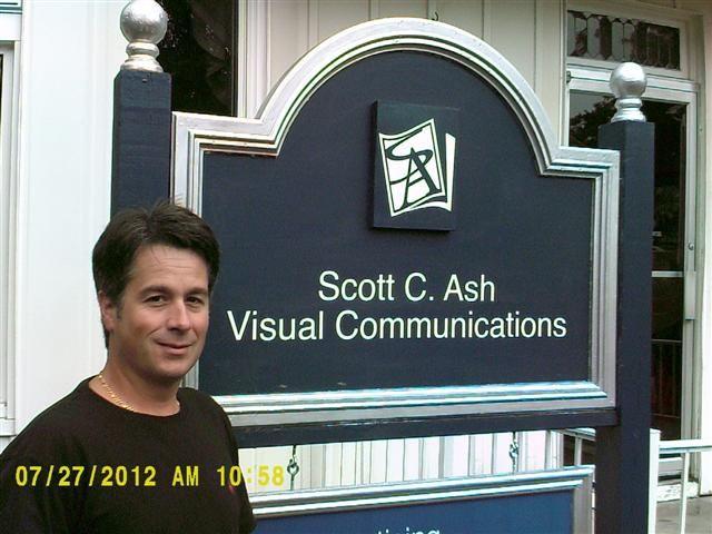 Scott C Ash Visual Communications
