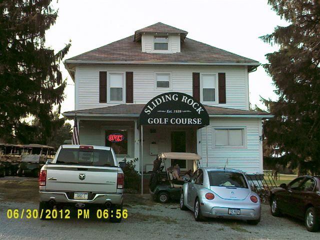 Sliding Rock Golf Course