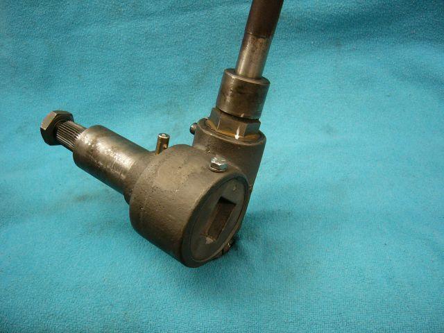 1922 Earl Manual Steering