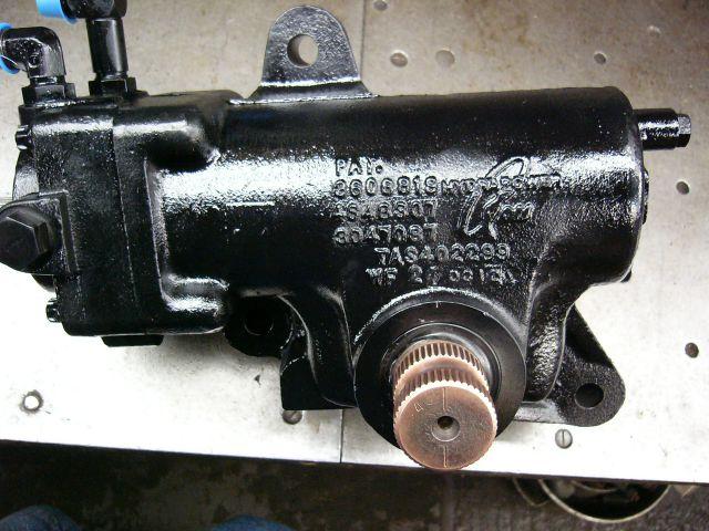 Ross Power Steering Gear TAS40